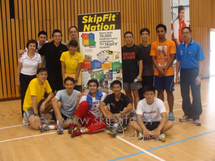 SkipFit Workshop 2011