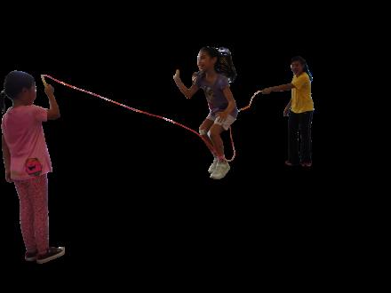 Long Rope Game