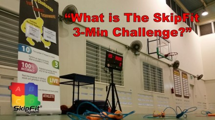 What is the 3 min Challenge